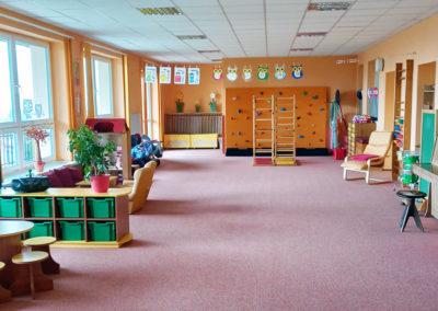 interiér, Mateřská škola Vysoké nad Jizerou